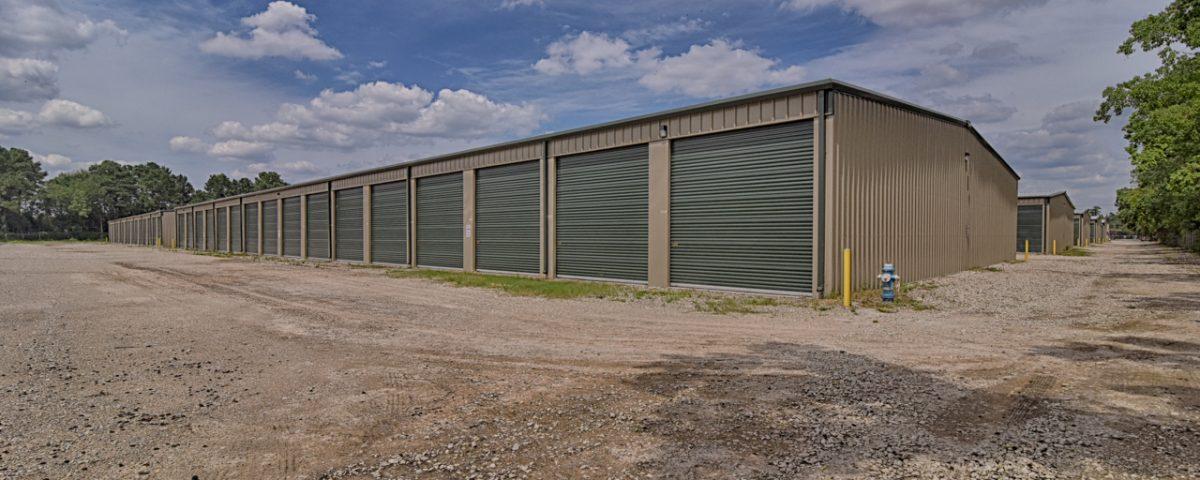 Big Space Storage - Side - Hydrant